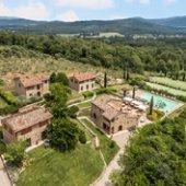 poggio alto tuscany