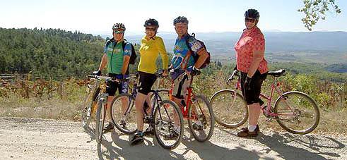 tuscany bike tours