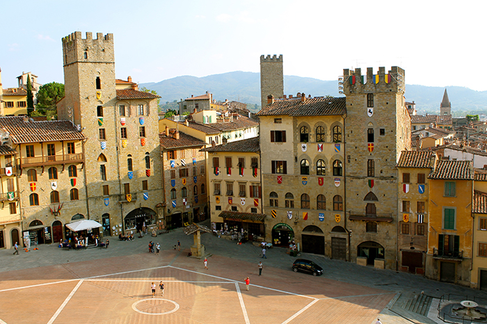 Arezzo Information And Advice About This Pretty Tuscan Town
