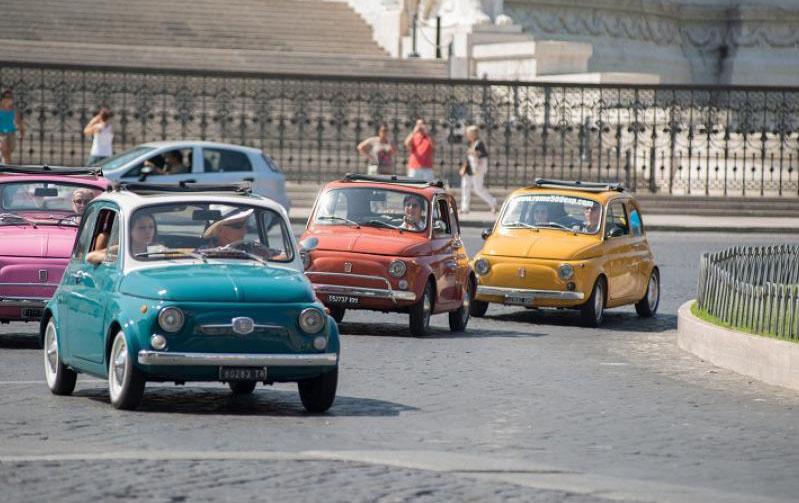 car hire tuscany