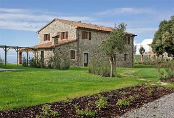 casa cielo tuscany
