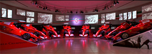 Ferrari Experience Visit The Ferrari Museum And Even Test