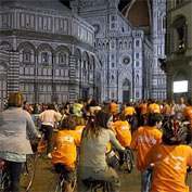 florence by night bike tour
