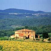 villa fontana tuscany