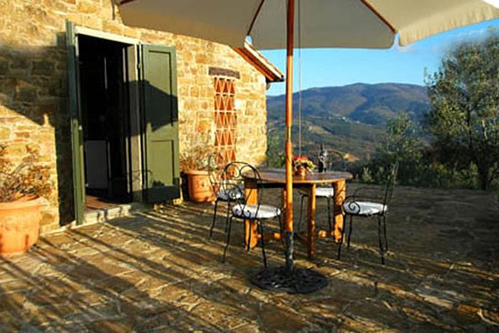 La Casetta Pretty Cottage Near Panzano In Chianti Pool