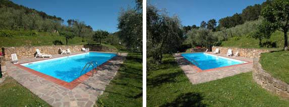 La limonaia villa in lucca sleeps 5 - Olive garden early bird specials ...