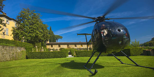 concierge service Tuscany