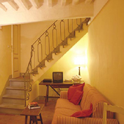 nido apartment, cortona tuscany