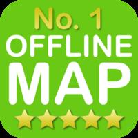 tuscany offline maps app