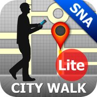 siena map and walks app