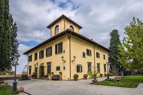 tuscany real estate