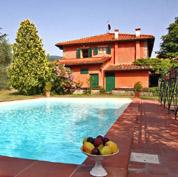 villa agata tuscany