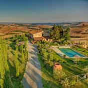 villa argento tuscany
