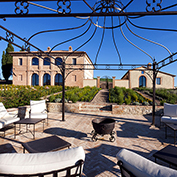 Villa Baldassare tuscany