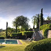 villa basilico umbria