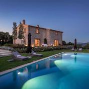 villa calinda umbria