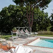 villa chianina, tuscany