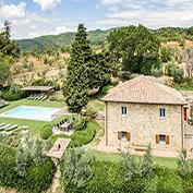 villa chio tuscany