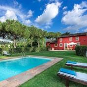 villa frate tuscany