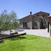 villa grigio, tuscany