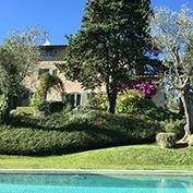 villa iris, tuscany