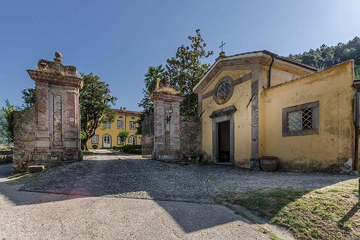 Villa Loggia Luxury Villa In Lucca Sleeps 22