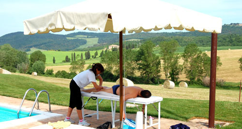 villa massage service