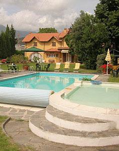 villa mimmo tuscany