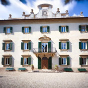 villa palladio tuscany