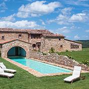 villa piacevole tuscany