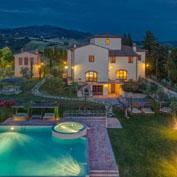 villa poggio tuscany