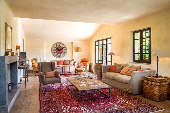Villa Rosellina, a luxury villa nr S. Casciano dei Bagni, sleeps 12