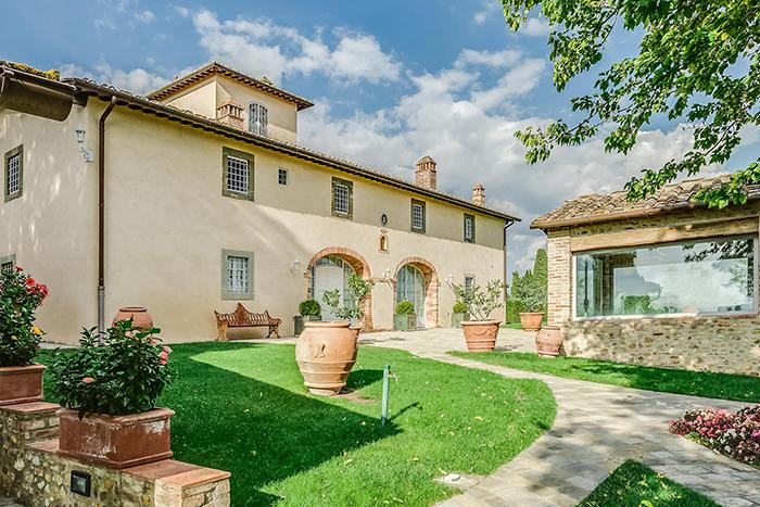 Villa San Donato A Lucca