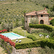 villa santa cristina tuscany