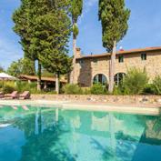villa santo tuscany