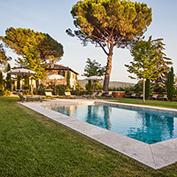 villa sole tuscany