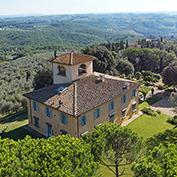 villa tavernelle tuscany