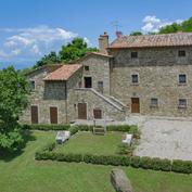 villa tiberina tuscany