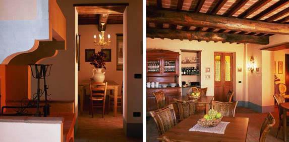 villa aretino tuscany