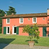 villa calmo tuscany