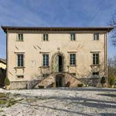 villa cappella tuscany