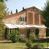 villa cipressi tuscany