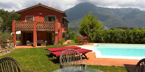 villa collina tuscany
