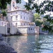 villa como lake como