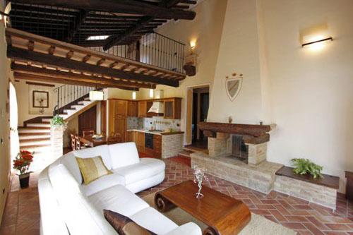 villa faggio tuscany
