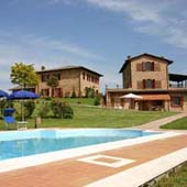 villa foiano tuscany