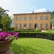 villa loggia tuscany