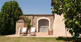 villa luiano tuscany