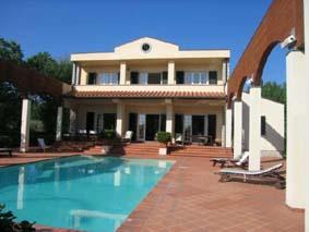 villa mare tuscany