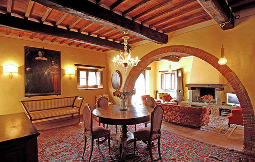 Villa Ponticelli Luxury Villa Close To Siena Sleeps 10 2